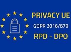 PRIVACY UE GDPR 2016/679 RDP - DPO
