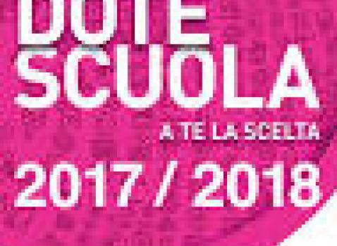 Dote Scuola a.s. 2017-2018